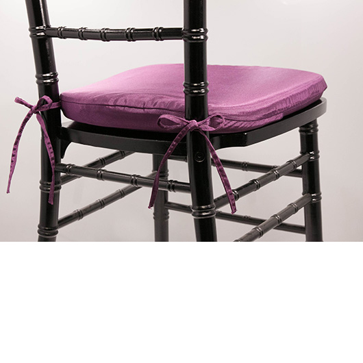 Amethyst Chiavari Cushion