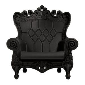 Black Romeo Chair