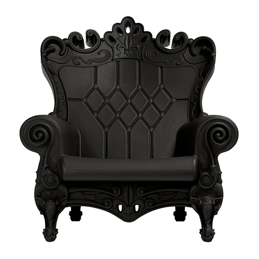 Black Romeo Chair