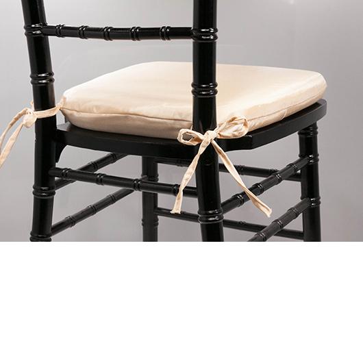 Bone Chiavari Cushion