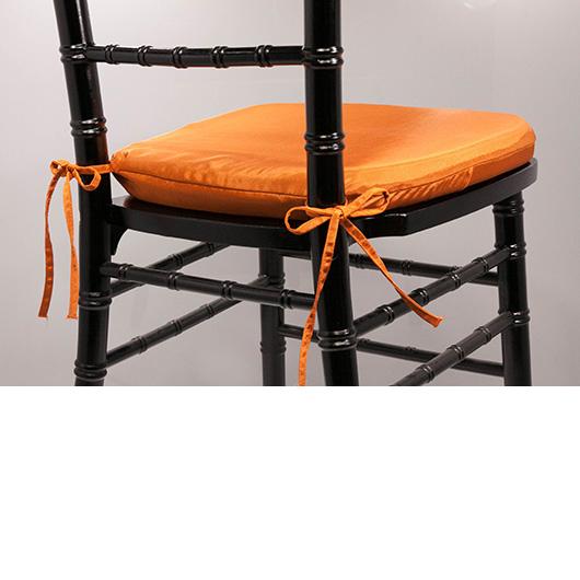 Burnt Orange Chiavari Cushion