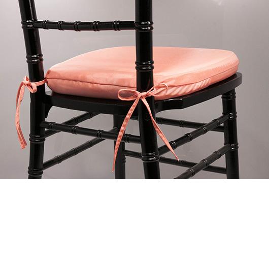 Coral Chiavari Cushion