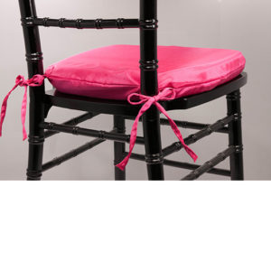 Cerise Chiavari Cushion