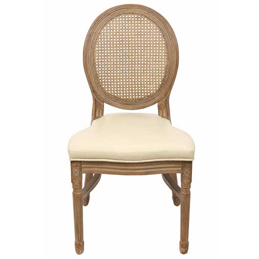 Chateau Louis Chair