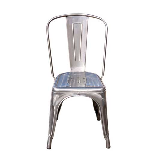 Chelsea Nickel Chair