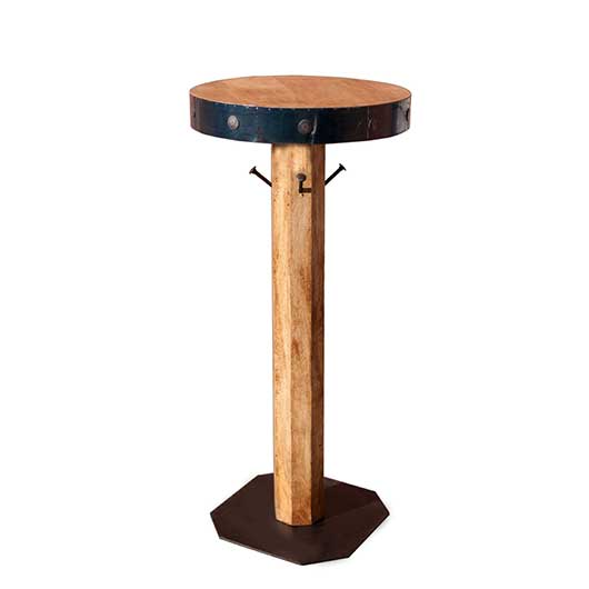 wooden cocktail table - VF