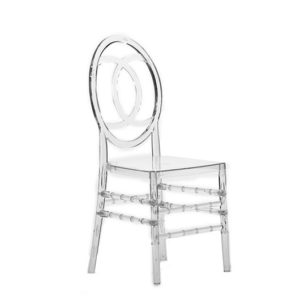 Clear Cecilia Chair
