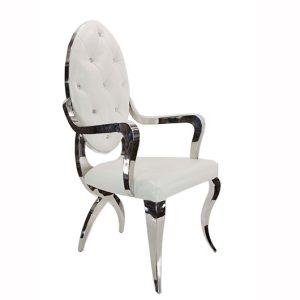 White ESPACE Chair