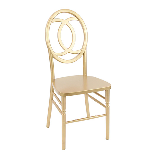 Gold Cecilia Chair