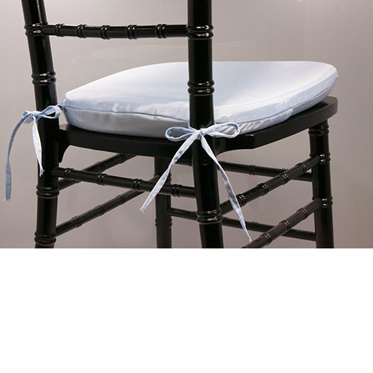 Heaven Blue Chiavari Cushion