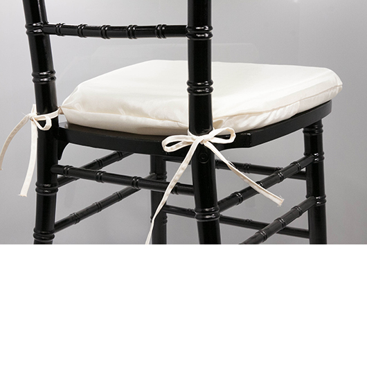 Ivory Chiavari Cushion