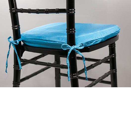 Turquoise Chiavari Cushion
