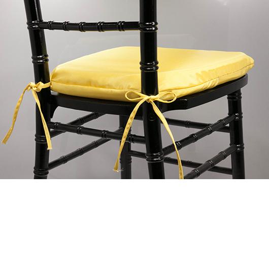 Lemon Chiavari Cushion