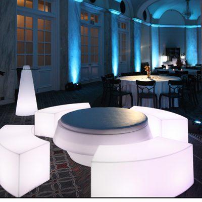 Led Lounge Luminary