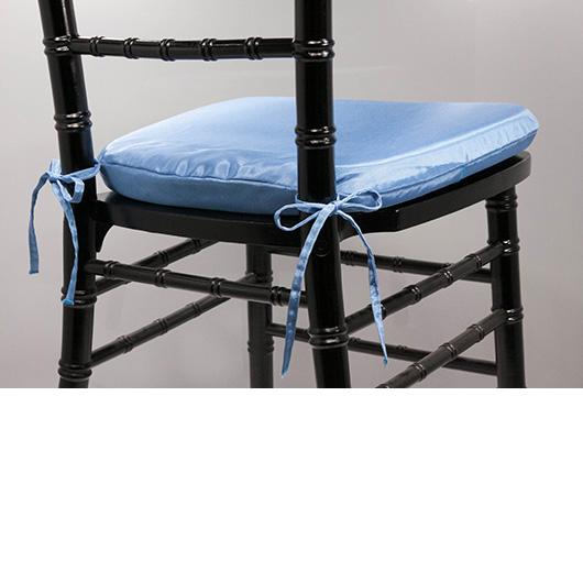 Ocean Blue Chiavari Cushion