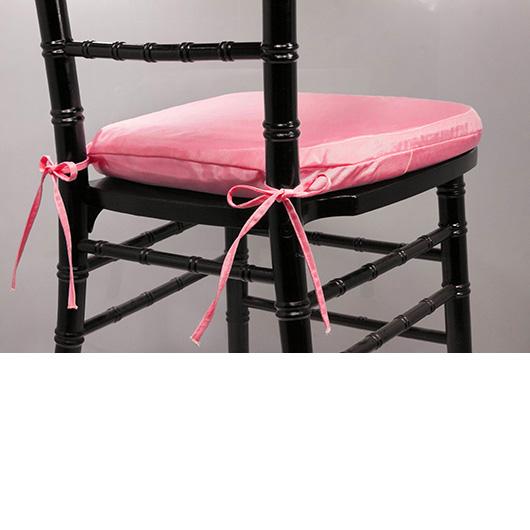 Radiant Pink Chiavari Cushion