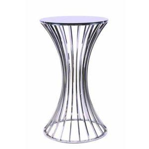 Silver Dorsia Cocktail Table