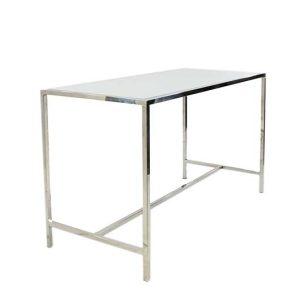 Dorsia Silver Community Table