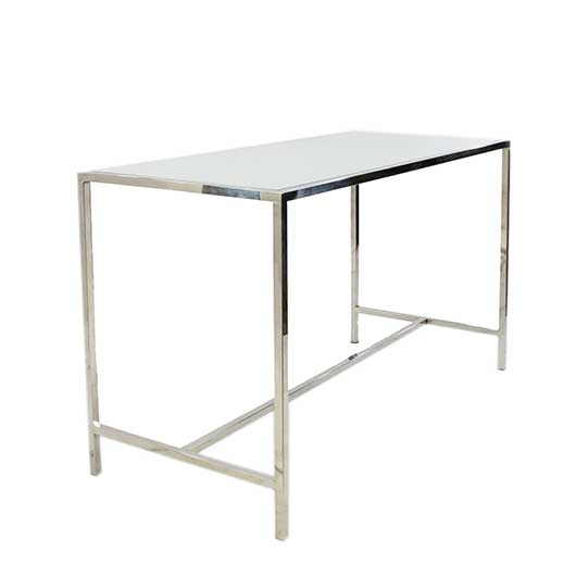 Dorsia Silver Community Table