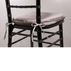 Steel Grey Chiavari Cushion