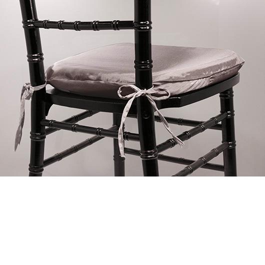 Steel Grey Chiavari Cushion