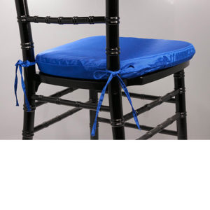 Royal Blue Chiavari Cushion