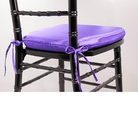 Violet Chiavari Cushion