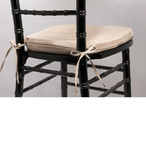 Walnut Beige Chiavari Cushion