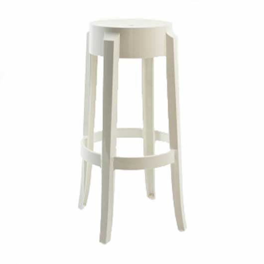 White Ghost Stool