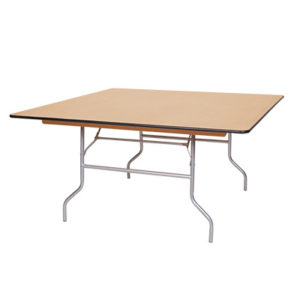 Square Banquet Tables