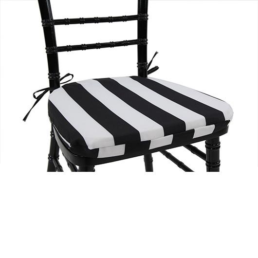 Striped Chiavari Cushion