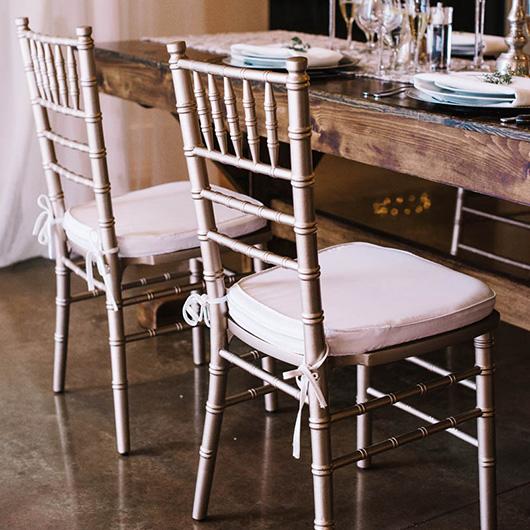 Champagne Chiavari Chair
