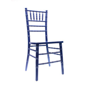 Navy Chiavari Chair