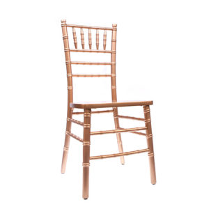 Rose Gold Chiavari Chair