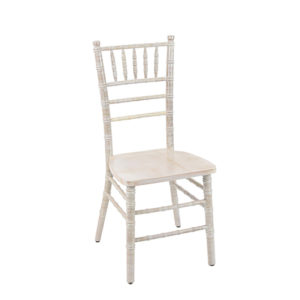 Whitewash Chiavari Chair