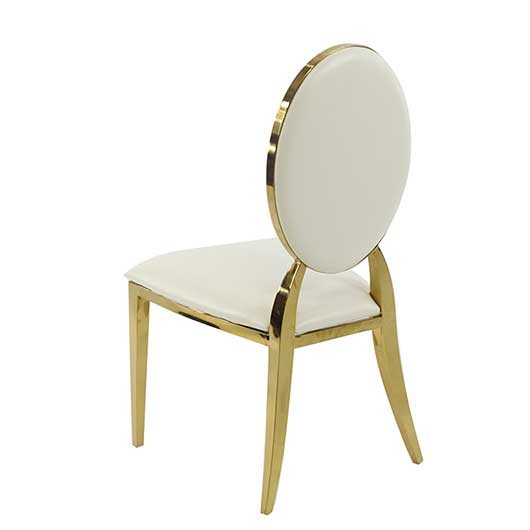 Gold Oscar Chair