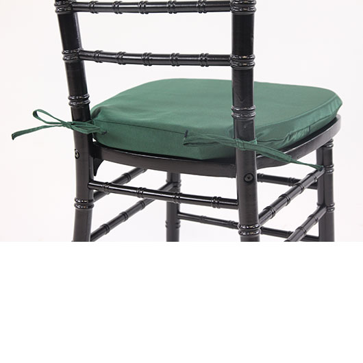 Spruce Green Chiavari Cushion