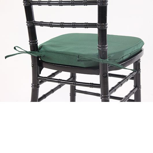 Spruce Green Chiavari Cushion