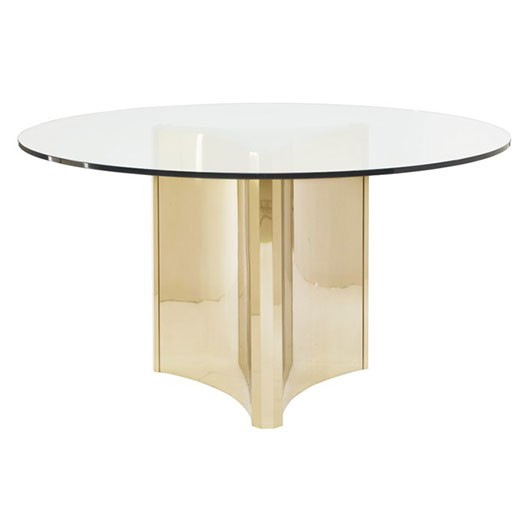Gold Monaco Table