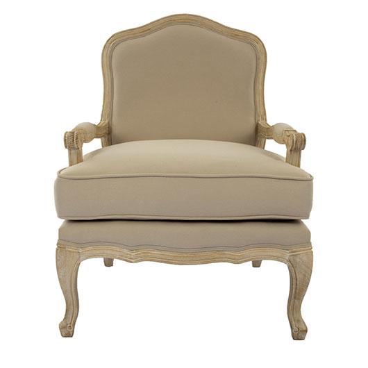 Monique Bergere Chair