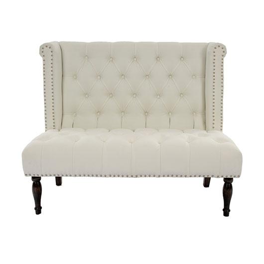 Claire Love Seat