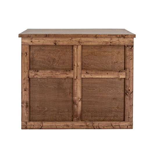Rustic Bar 4ft - Small