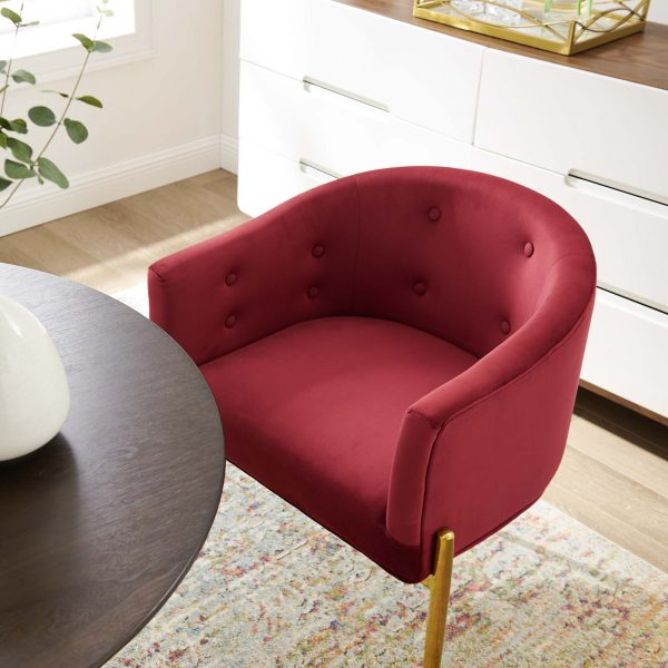 Sinatra Chair - Red