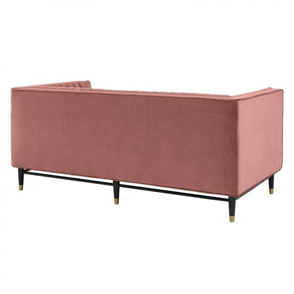 Elliot Sofa - Rose Pink