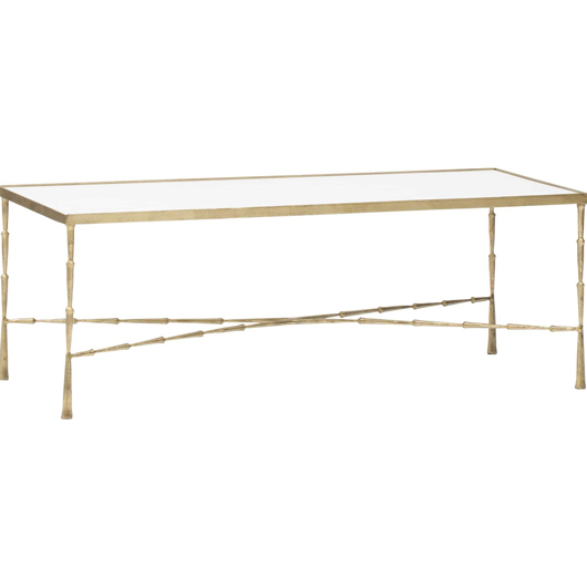 Delancey Coffee Table - Gold