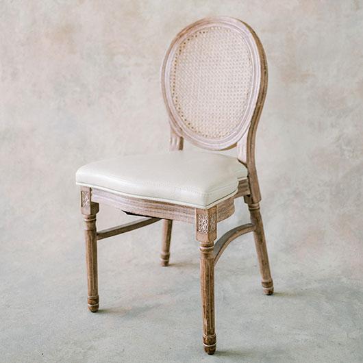 Chateau Louis Chair