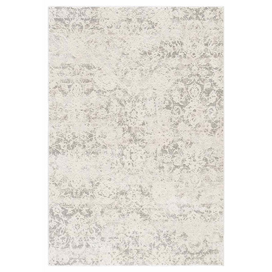 Abstract Floral Rug 10x14